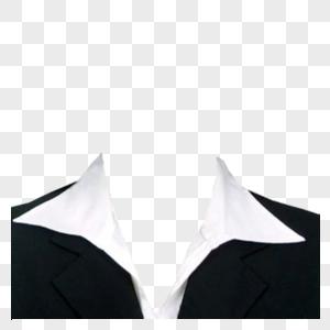 衬衫与西装寸照图片素材编号400317829_prf高清图片
