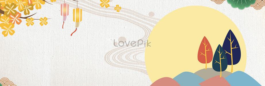 中秋节背景图图片素材编号400063241_prf高清图片免费