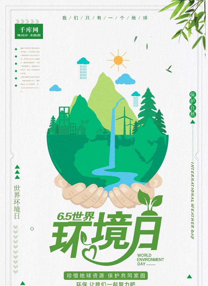 Hari Lingkungan Hidup Sedunia Melindungi Lingkungan Poster Poste