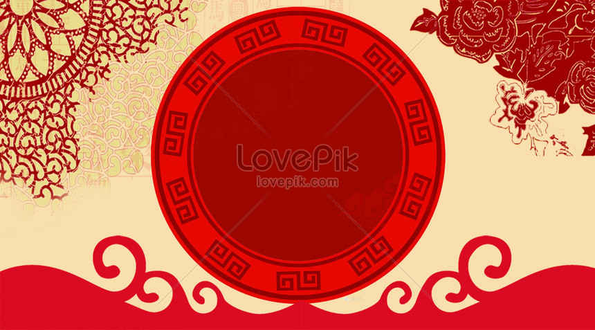 Wedding Red Invitation Simple Banner Poster Background Backgrounds Image Picture Free Download 605656904 Lovepik Com