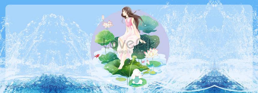 çizgi Film Anime Romantik Arka Plan Resimarka Numarası 605672671tr