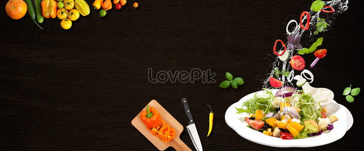 Unduh 99 Background Untuk Banner Makanan HD Paling Keren