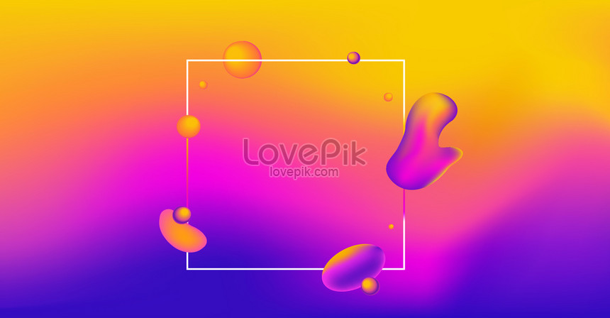 fluid gradient colorful background png