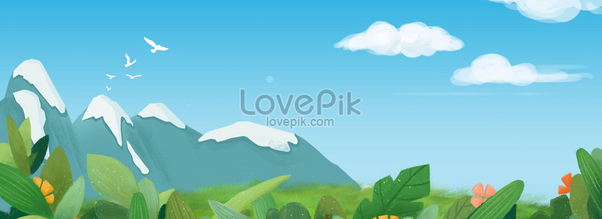 Download 810+ Background Foto Pemandangan Terbaik