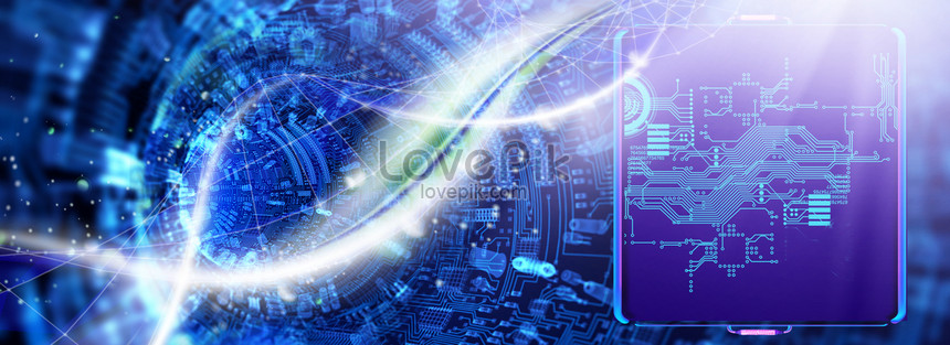 Electronic Technology Business Banner Background Backgrounds Image Picture Free Download 605820559 Lovepik Com