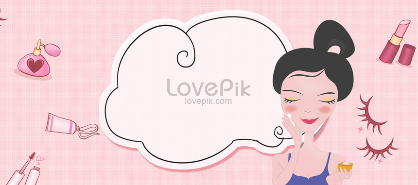 Beauty Festival Pink Fresh Cosmetics Banner Background Backgrounds Image Picture Free Download 605823879 Lovepik Com