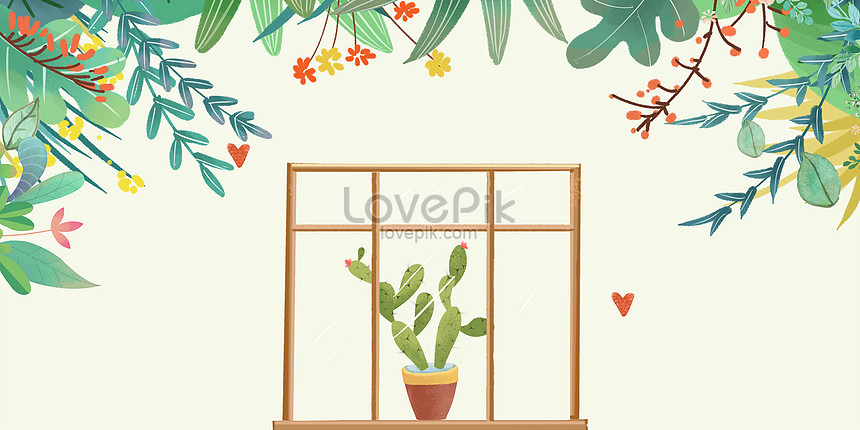 the window of the spring