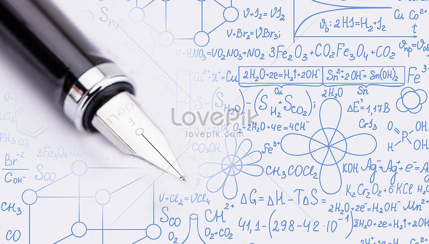 Rumus Kimia Singkatan Gambar Unduh Gratis Kreatif 500417957 Format Gambar Jpg Lovepik Com