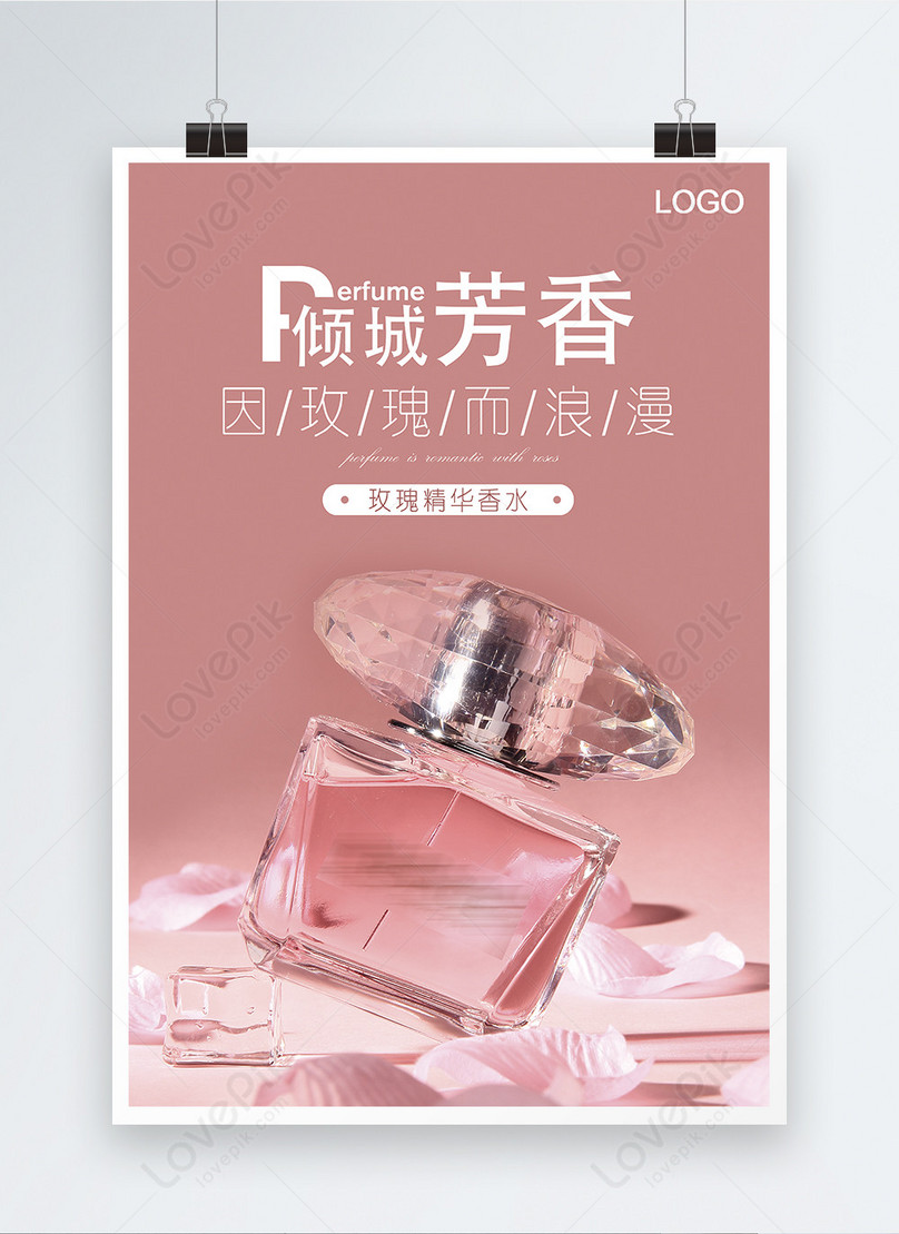 cosmetic perfume posters