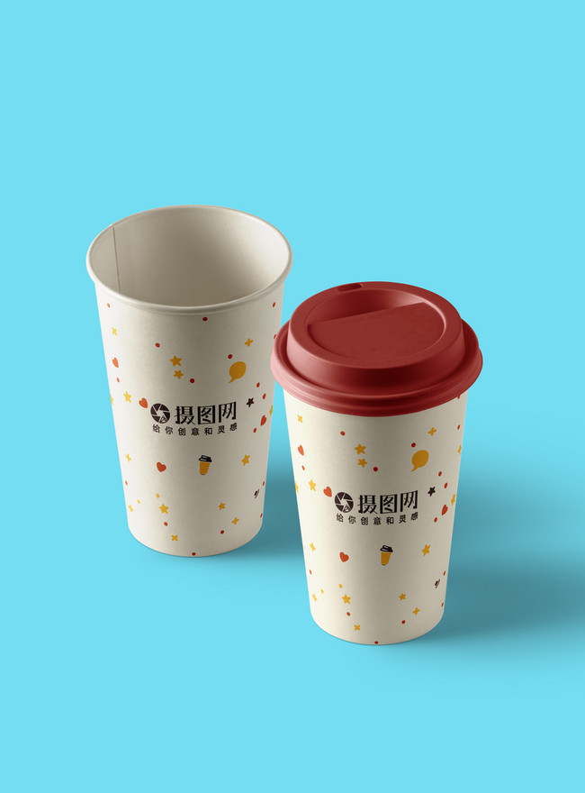 Coffee Cup Mockup Template Image Picture Free Download 400685792 Lovepik Com