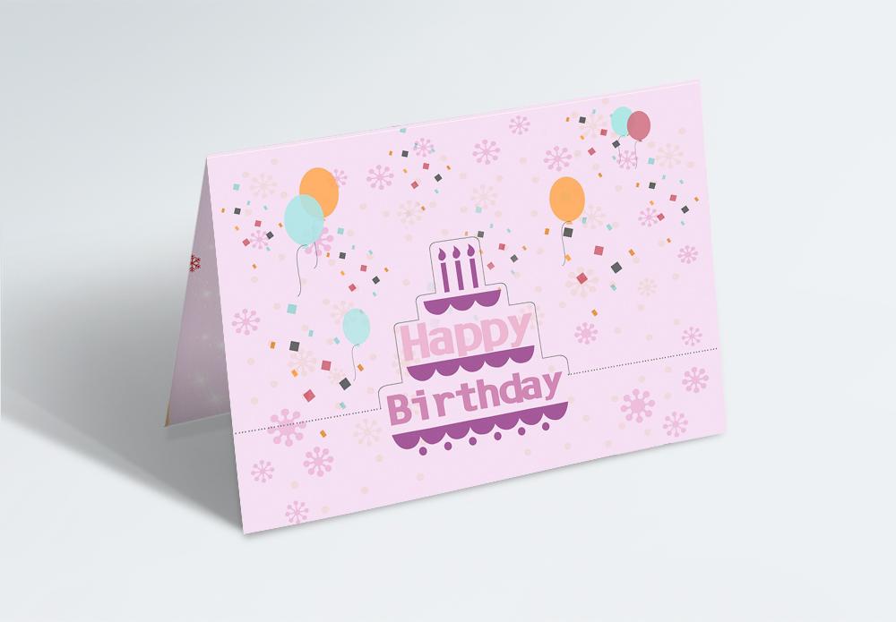 Рисунки на день рождения подруге для открытки