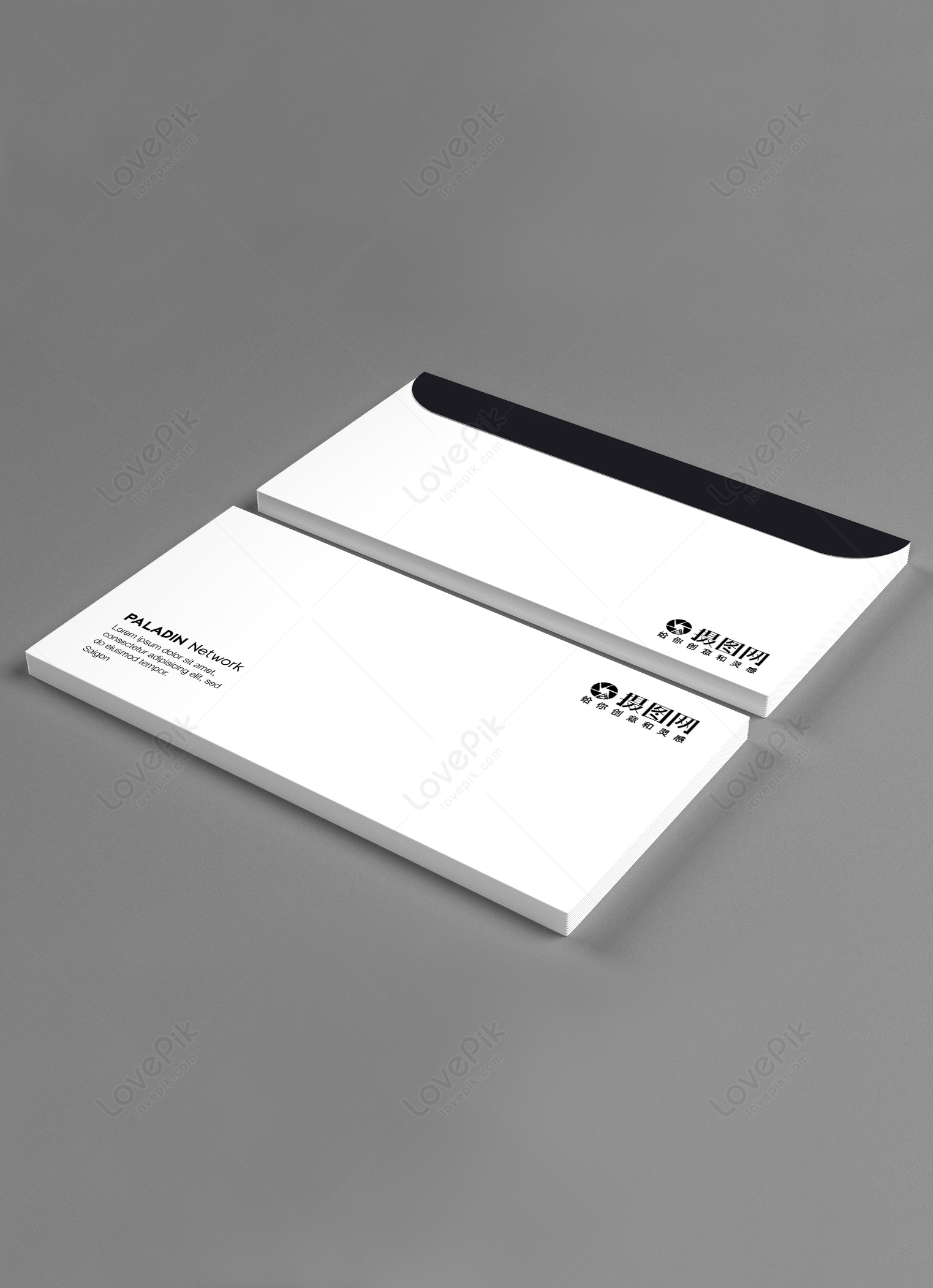 Envelope mockup template image_picture free download ...