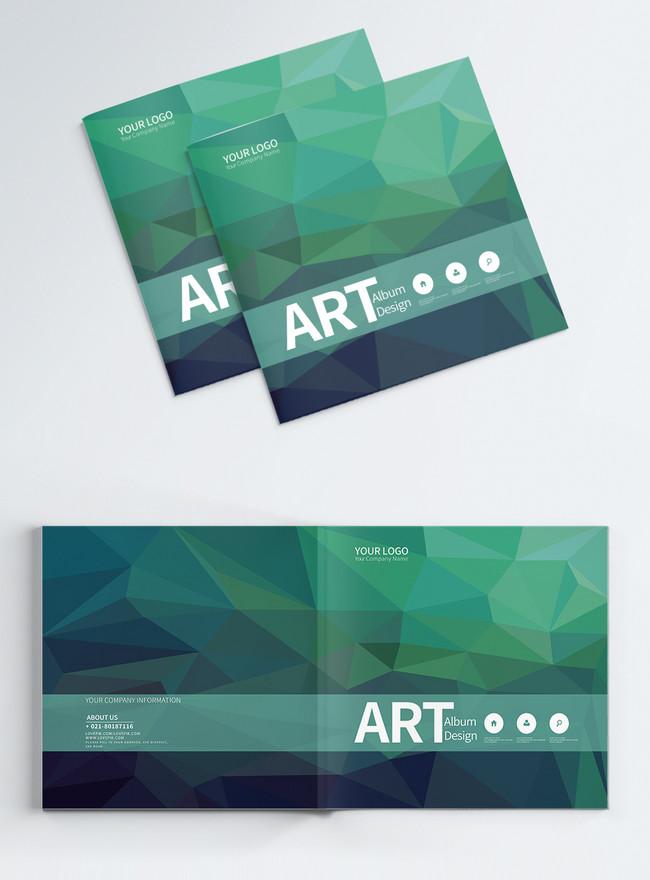 kunstbrochure