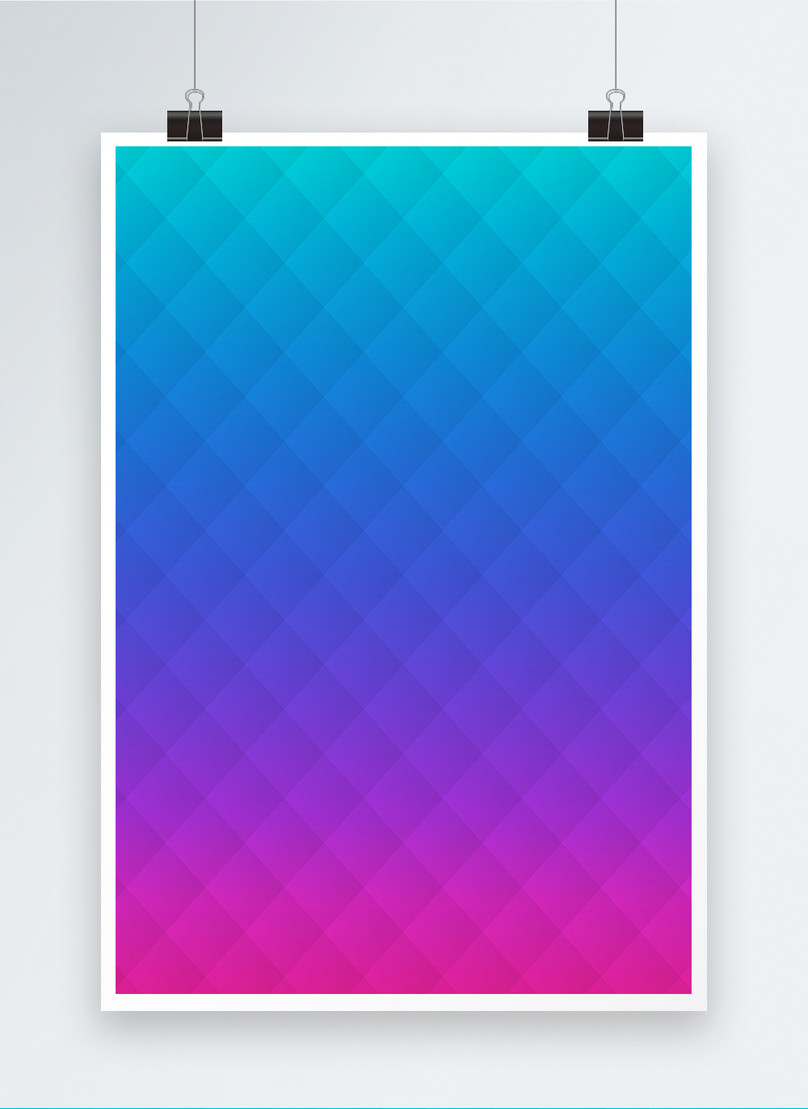 gradient color poster background