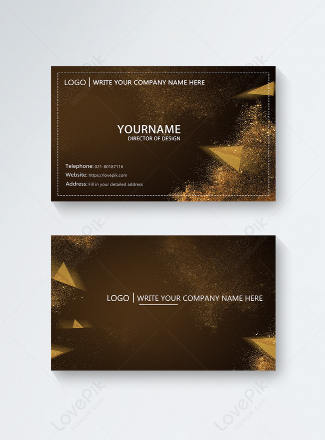cool business card design