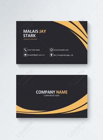 business card Mga template