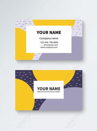 रंगीन मेम्फिस द्रव आकार बनावट सार व्यापार कार्ड टेम्पलेट्स
