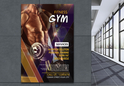 gym poster images_203922 gym poster pictures free download