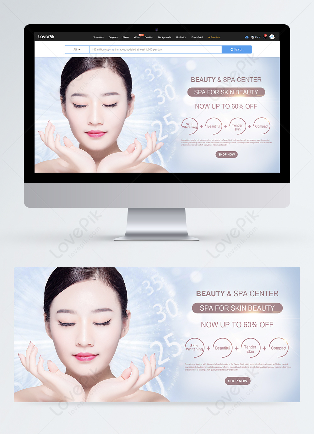 High Quality Beauty Skincare Web Banner Template Image Picture Free Download 450016993 Lovepik Com