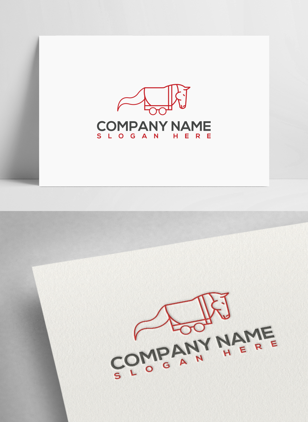 Red Abstract Horse Logo Template Image Picture Free Download 450029098 Lovepik Com