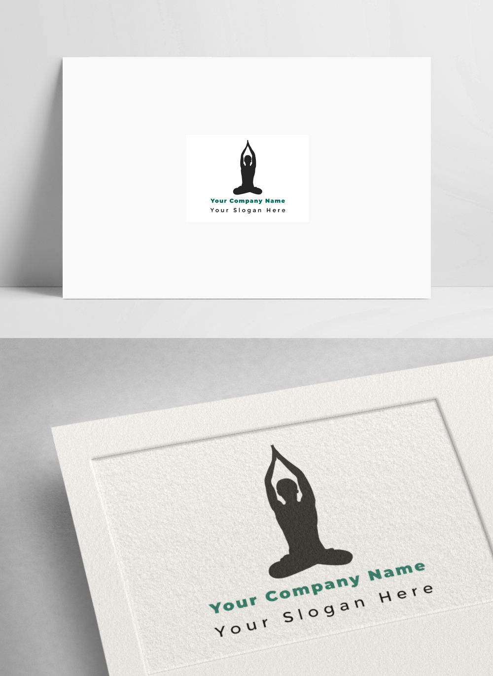 Latest Concise Woman Yoga Logo Template Image Picture Free Download 450030233 Lovepik Com