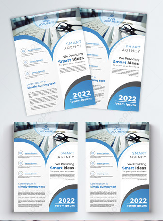 latest modern company Business Flyer  Templates