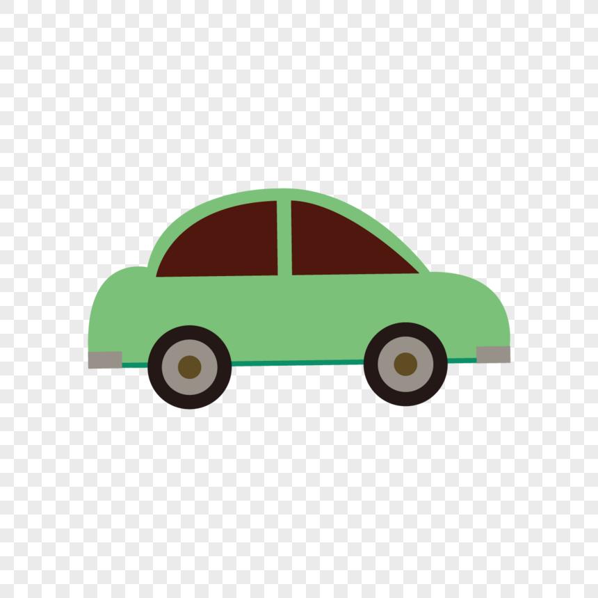 Carro Dos Desenhos Animados Imagem Gratis Graficos Numero