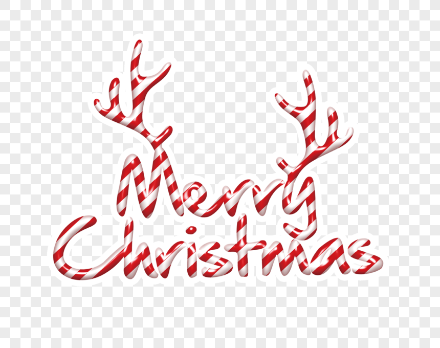 Christmas fonts png image_picture free