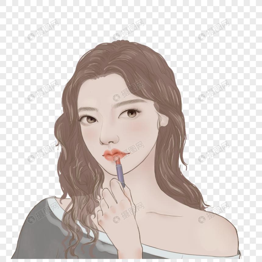 a beautiful portrait of a beautiful woman png
