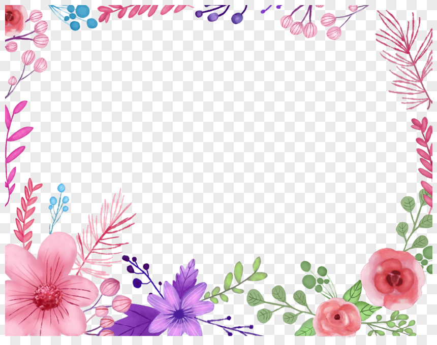 flower border png image picture free download 400196056 lovepik com flower border png image picture free