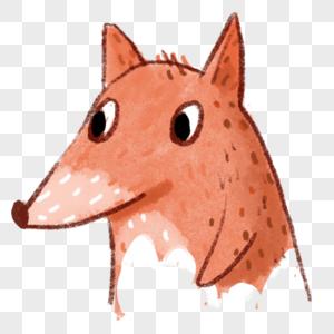 Materiale lupo cartone animato immagini gratis materiale lupo