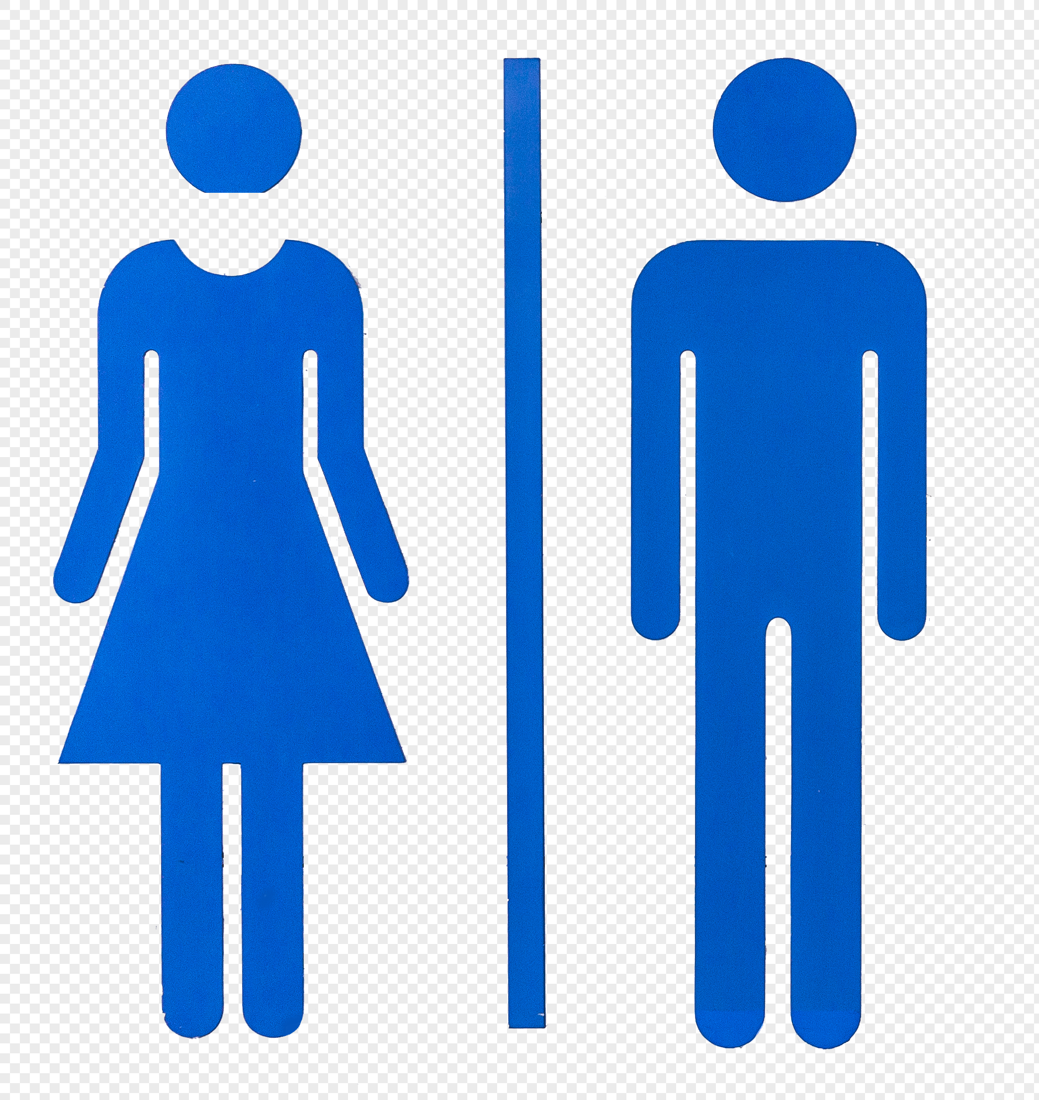 Toilet logo of the airport emu station graphics image_picture free ...