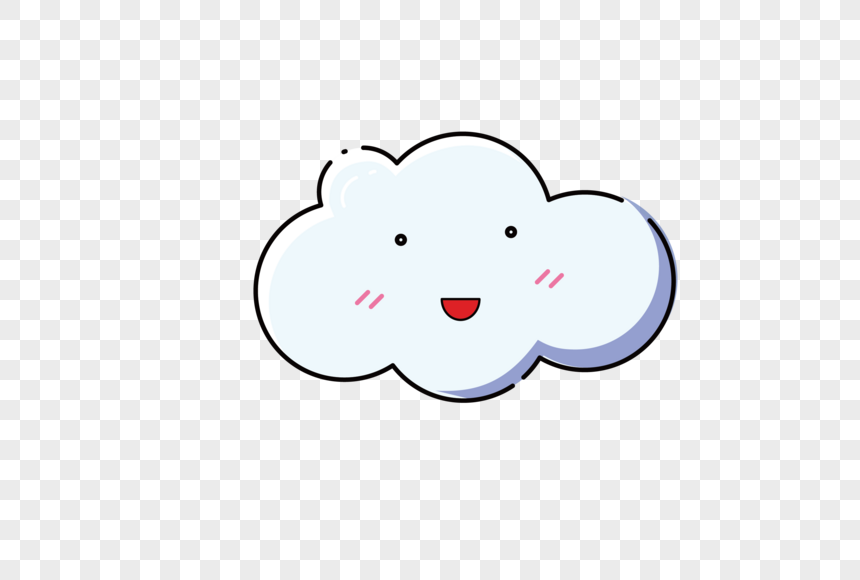 Cartoon White Clouds Png Image Picture Free Download 400207360 Lovepik Com