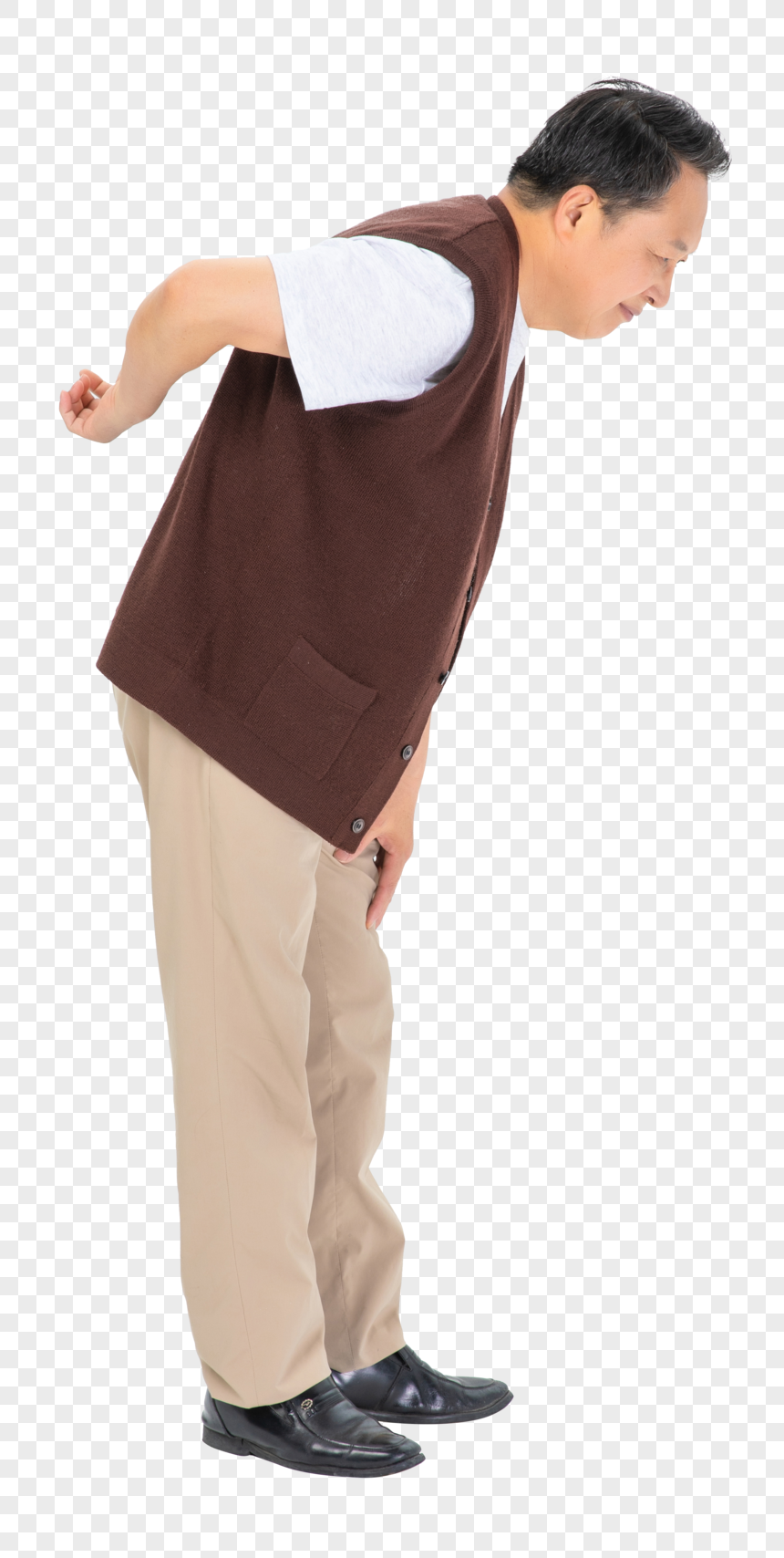 Old People With Back Pain Png Image Picture Free Download 400217192 Lovepik Com