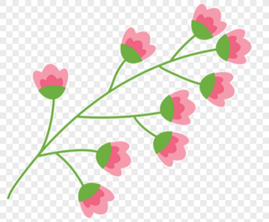 Download 40 Gambar Gambar Bunga Yang Mudah Digambar HD Gratid