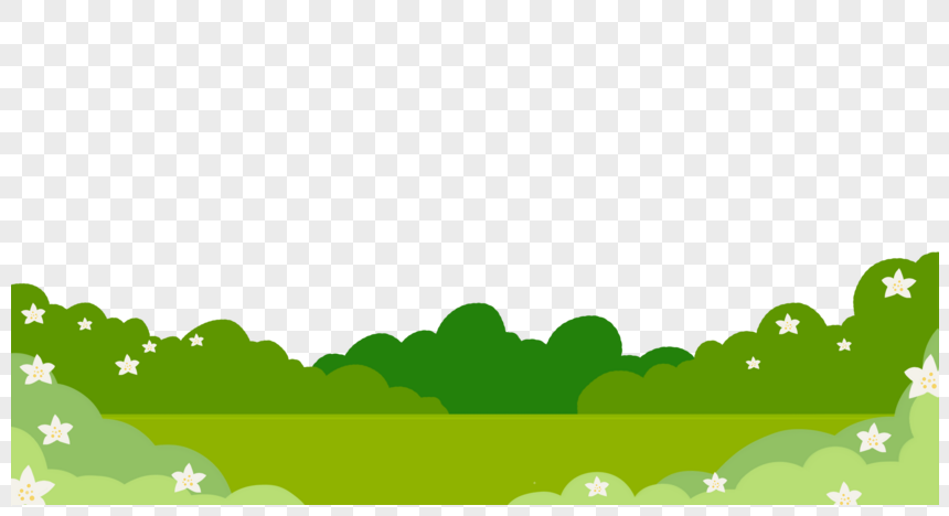 grass and tree background png
