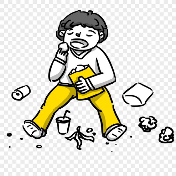 Mirzan Blog S Paling Inspiratif Gambar Kartun Orang Membuang Sampah Sembarangan
