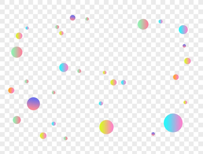 Градиент жидкости сферы красочный png