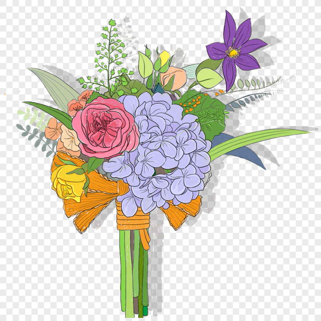 Flower bouquet png imagepicture free download 400243088lovepik flower bouquet izmirmasajfo