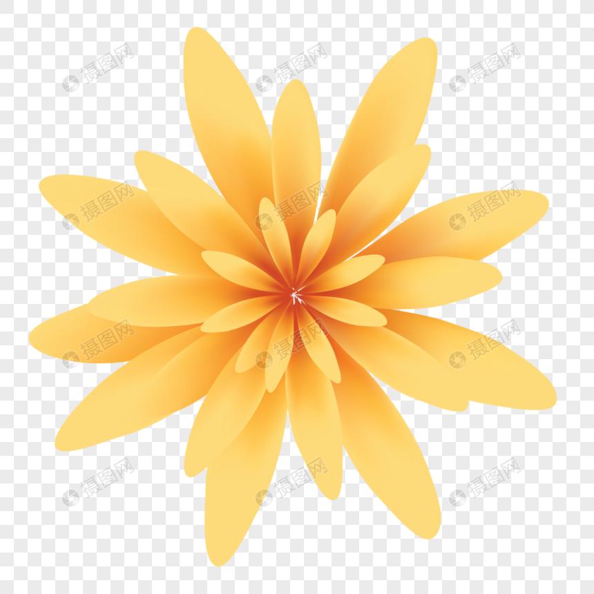 Fiori Gialli Png.Fiore Giallo Immagine Gratis Grafica Numero 400245438 Download