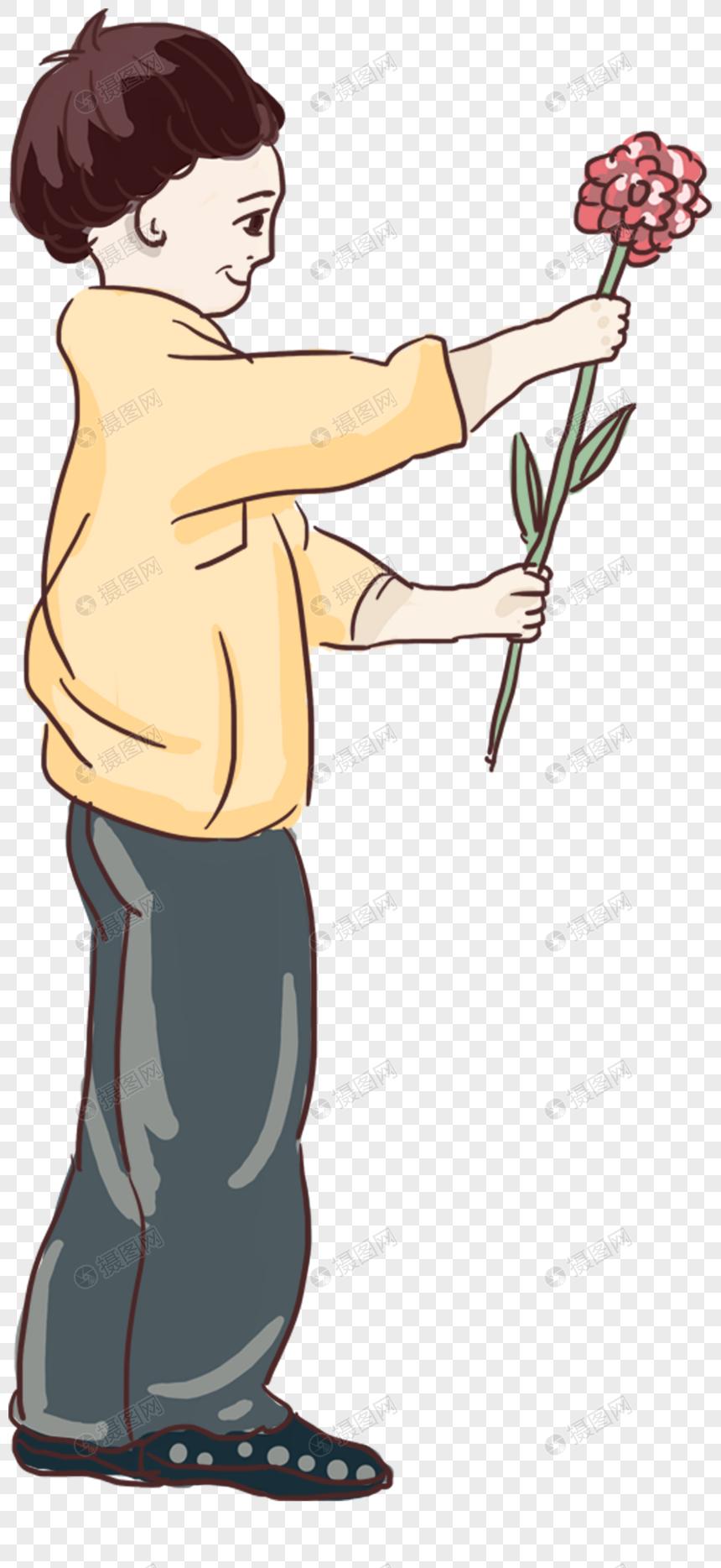 Волка, картинки мальчик дарит цветы а девочка держит биту