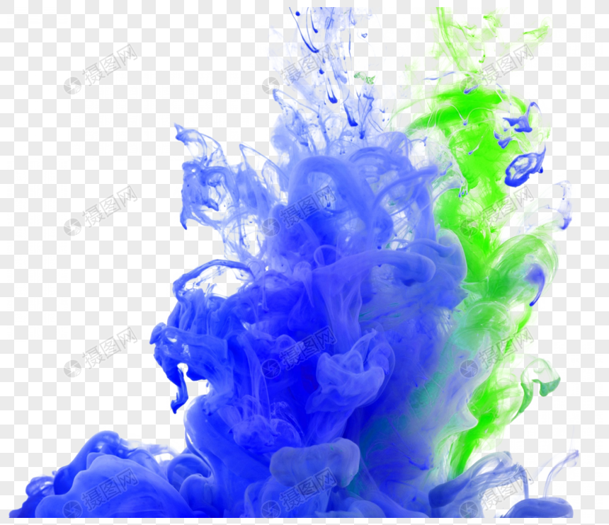 Blue smoke effect png image_picture free download 400262776_lovepik com