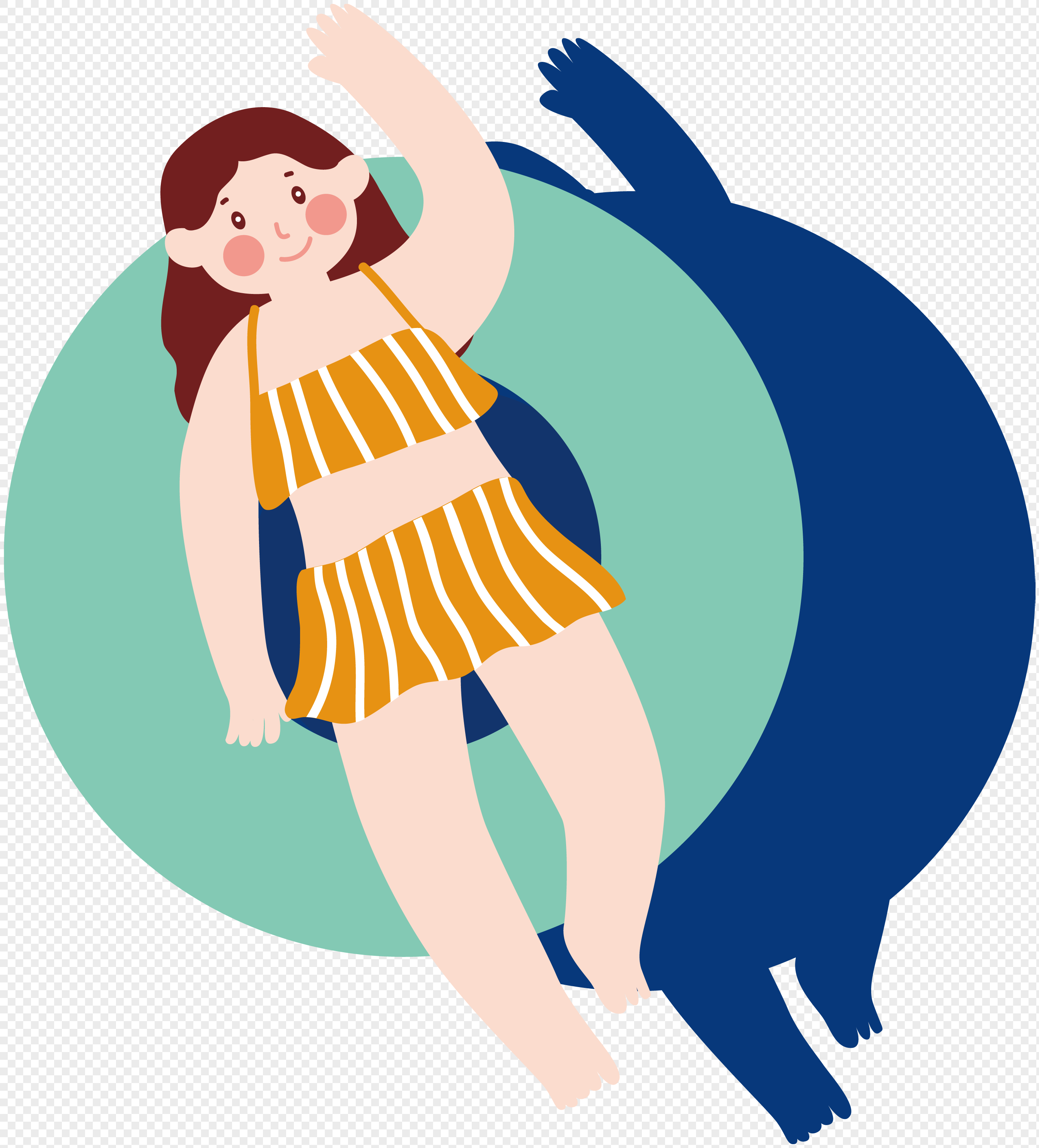 Swimming Pool Girl Png Image Picture Free Download 400268578 Lovepik