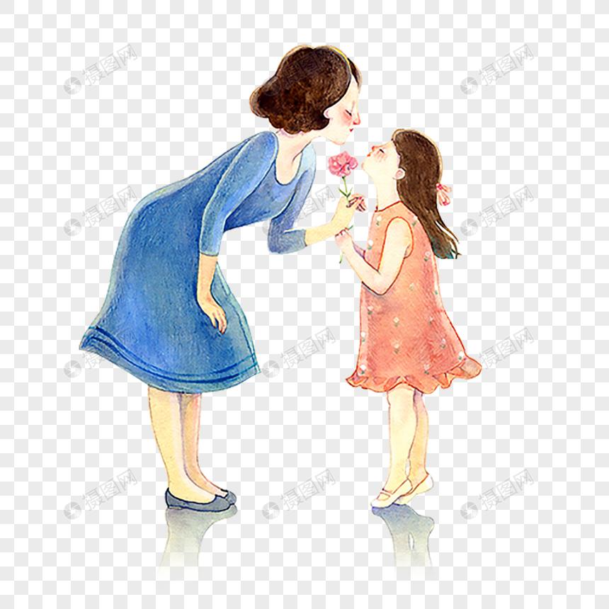 мама и дочка открытка соответствии этим приказом