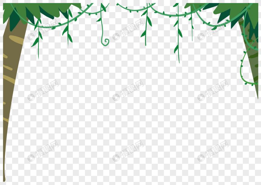 緑の葉 png