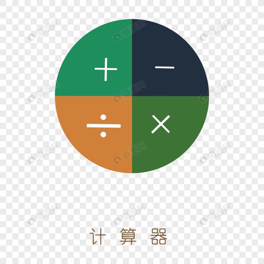 Hesap Makinesi Boyama Simgesi Resim Grafik Numarasi 400285109 Tr