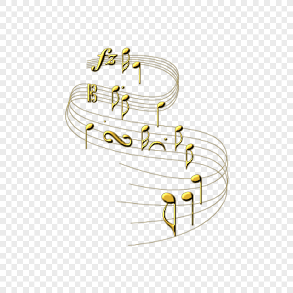 Floating Music Symbol Png Imagepicture Free Download