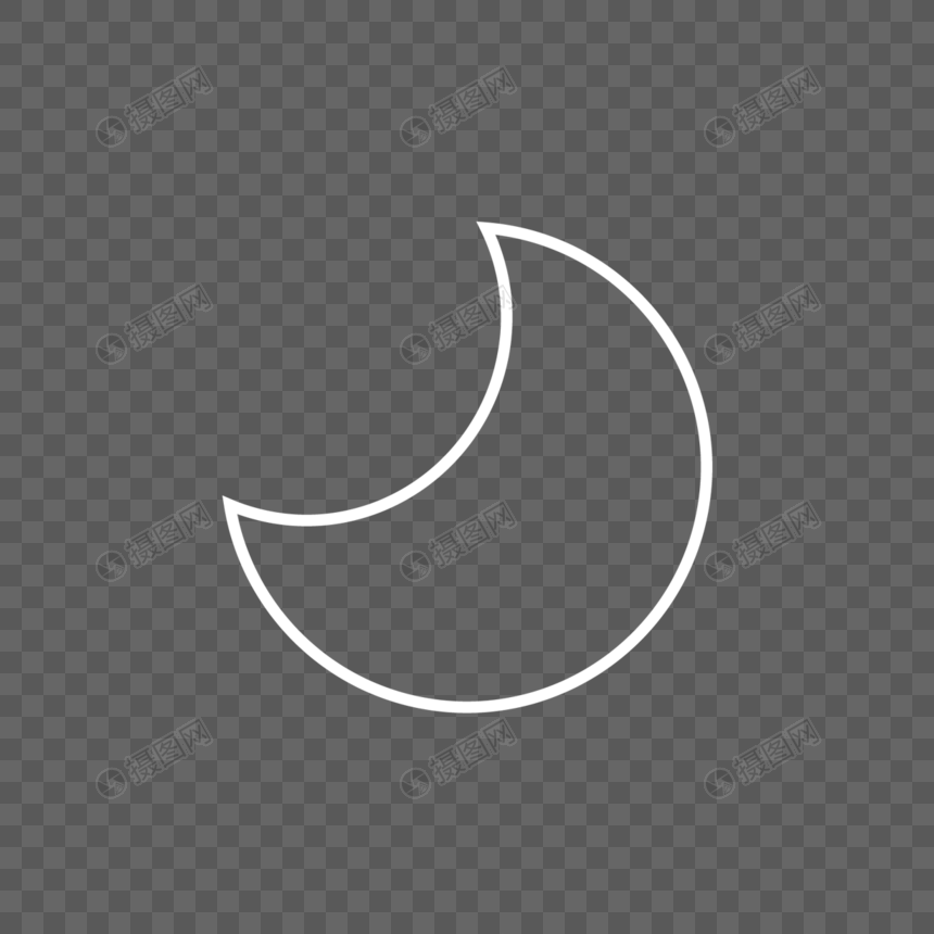 moon weather icons png