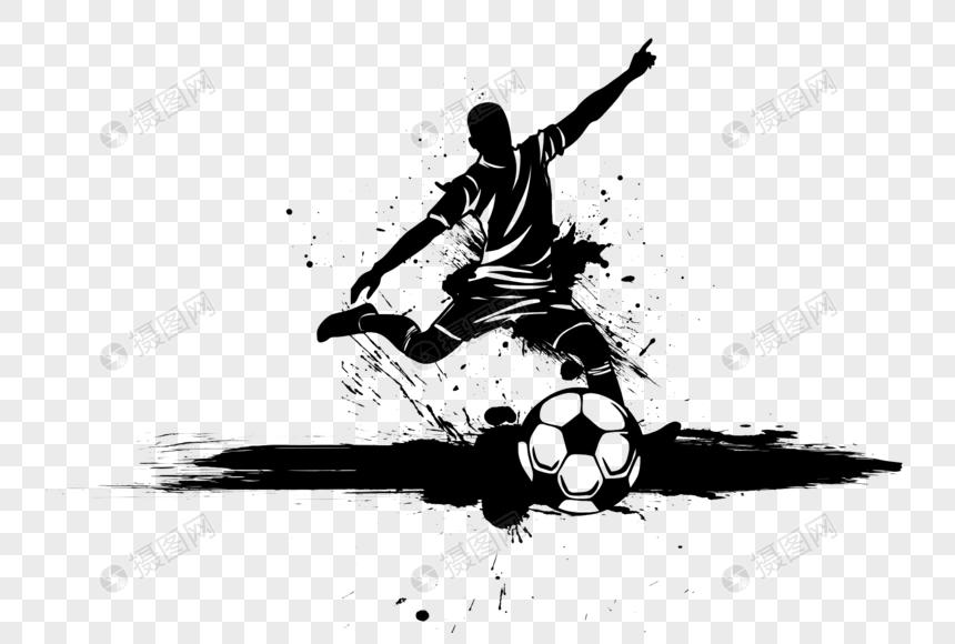 ink splashing football png