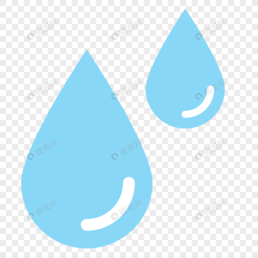 gotas de água png